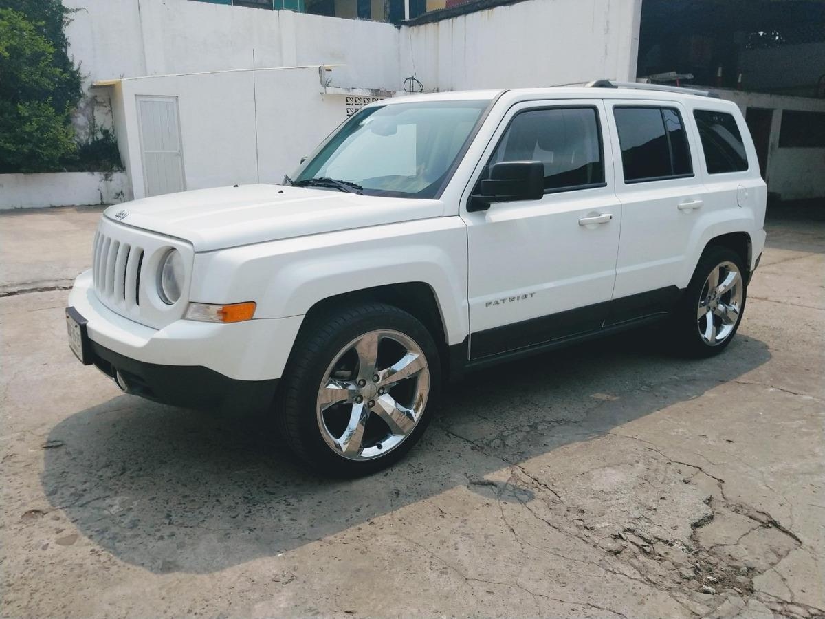 Jeep Patriot 2015 Motor 2 4 L 5 Puertas Limited Quemacocos
