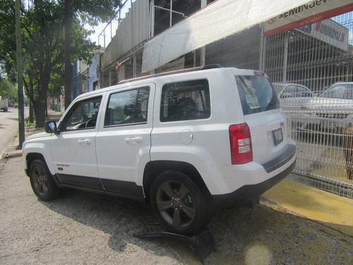 jeep patriot 2016 2.4 sport x at blanco