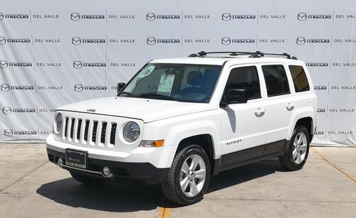 jeep patriot 2016 limited fwd aut (08)