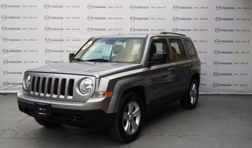jeep patriot 2016 sport fwd aut plata martillado (271)