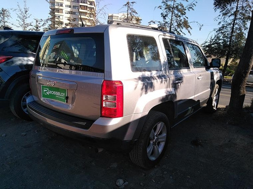 jeep patriot  . 2017