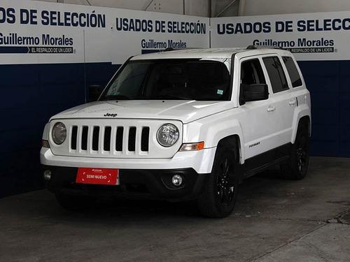 jeep patriot  2.4 2013