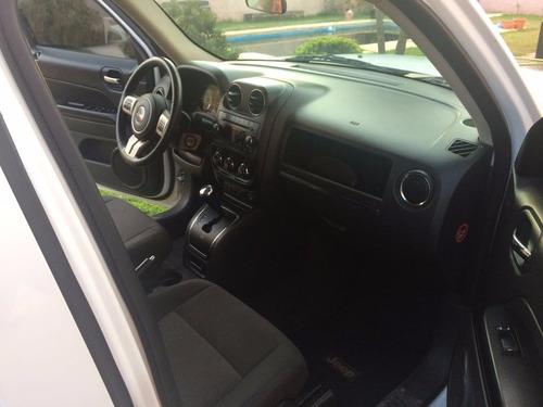 jeep patriot 2.4 4x4 automatica 2013