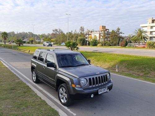 jeep patriot 2.4 4x4 aut/sec.