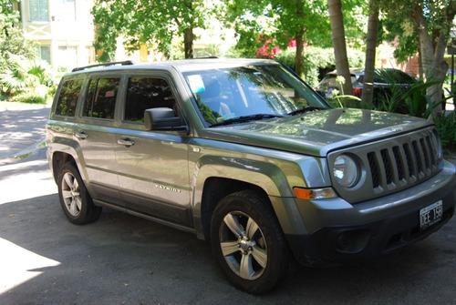 jeep patriot 2.4 4x4 sport 2014