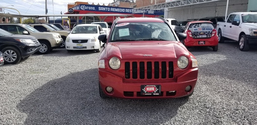 jeep patriot 2.4 base cvt 4x2 mt 2007
