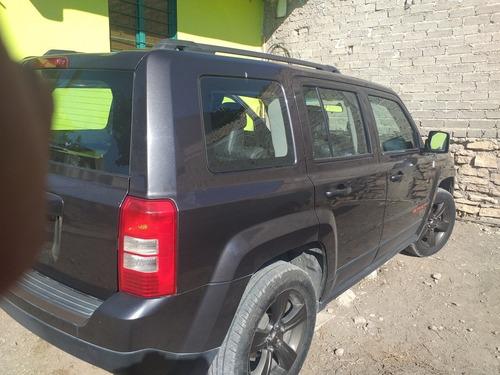 jeep patriot 2.4 edición 75 aniversario 4x2 at 2016
