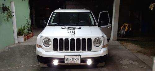 jeep patriot 2.4 edición 75 aniversario 4x2 at 2017