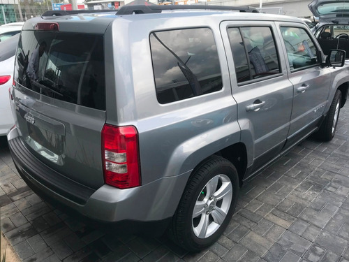 jeep patriot 2.4 latitude 4x2 at
