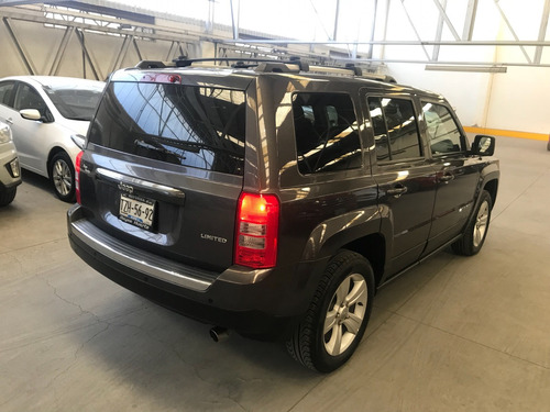 jeep patriot 2.4 limited 4x2 at 2016