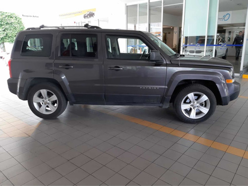 jeep patriot 2.4 limited 4x2 at 2017