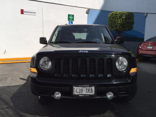 jeep patriot 2.4 limited 4x2 at