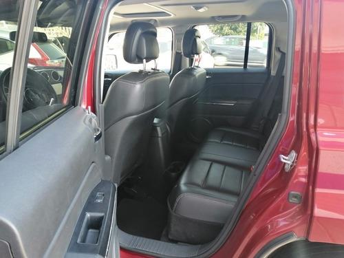 jeep patriot 2.4 limited 4x2 mt 2015