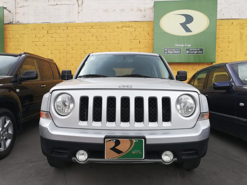 jeep patriot 2.4 limited cvt 4x2 mt 2013