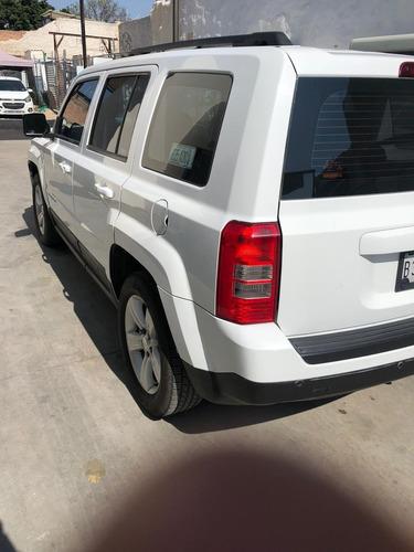 jeep patriot 2.4 limited l4 at 2015