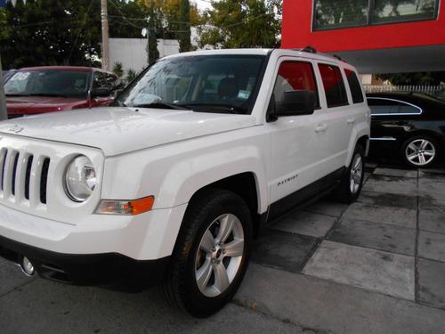 jeep patriot 2.4 limited l4 at