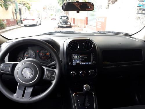 jeep patriot 2.4 limited qc cvt 2014