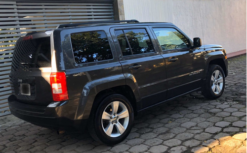 jeep patriot 2.4 litud l4 at 2015