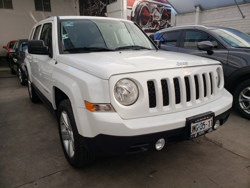 jeep patriot 2.4 litud l4 at 2015