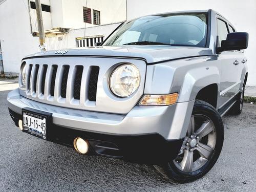 jeep patriot 2.4 litude 4x2 at 2016