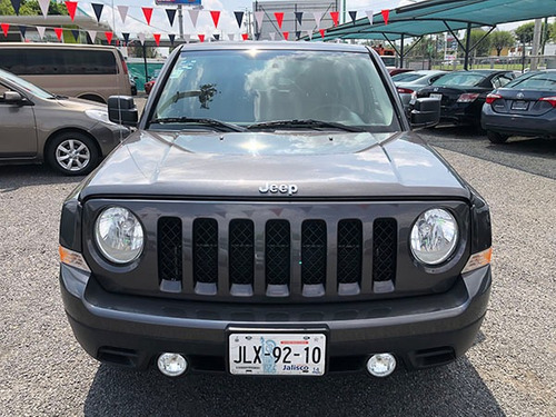 jeep patriot 2.4 litude 4x2 at