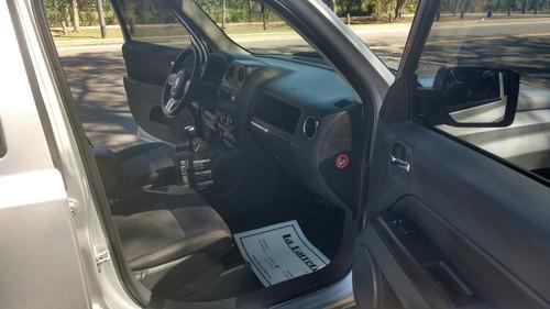 jeep patriot 2.4 mt 4wd freedom drive