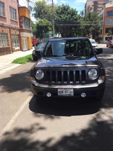 jeep patriot 2.4 sport 4x2 at 2016
