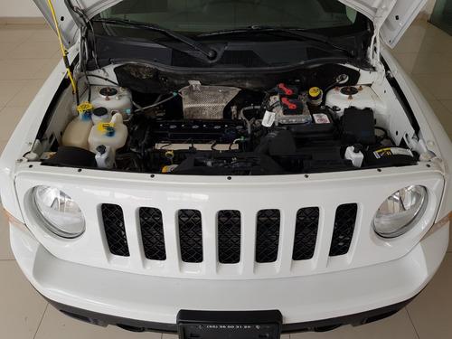 jeep patriot 2.4 sport 4x2 at, en excelente condiciones!