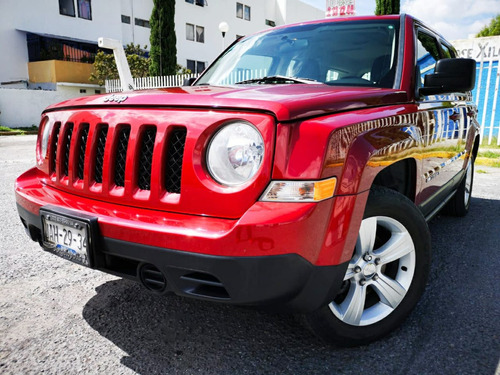 jeep patriot 2.4 sport 4x2 mt 2015 autos puebla