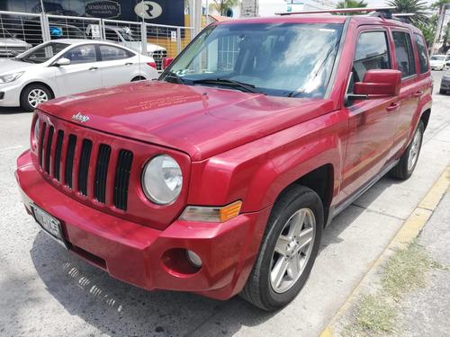 jeep patriot 2.4 sport 4x2 mt