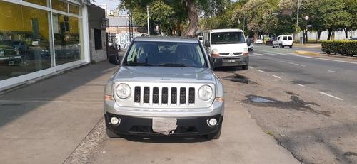 jeep patriot 2.4 sport 4x4 170cv atx 2011