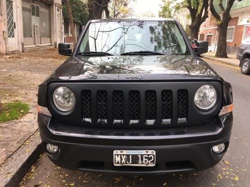 jeep patriot 2.4 sport 4x4 170cv atx 2014
