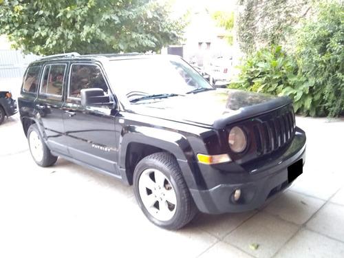 jeep patriot 2.4 sport 4x4 170cv atx