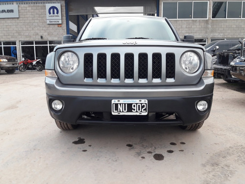 jeep patriot 2.4 sport 4x4 170cv atx muy bueno!!