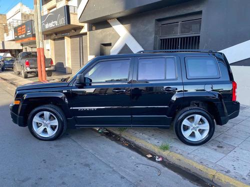 jeep patriot 2.4 sport 4x4 170cv mtx 2012