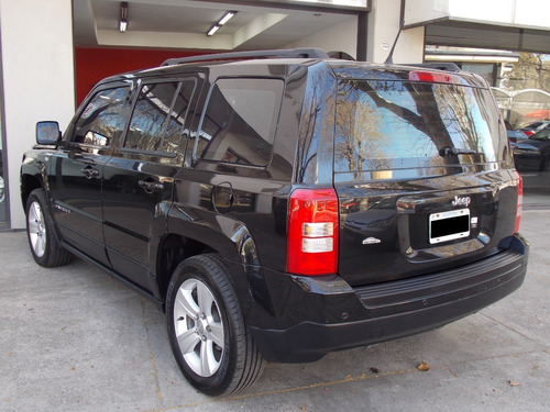 jeep patriot 2.4 sport atx 4x4 2011 cuero
