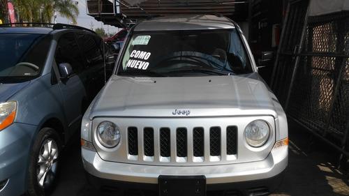 jeep patriot 2.4 sport cvt 2014