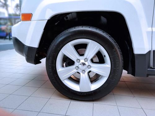 jeep patriot 2.4 sport cvt 2014 seminuevos sapporo