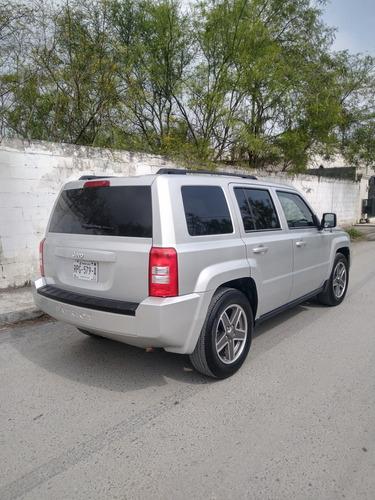 jeep patriot 2.4 sport cvt 4x2 mt 2010