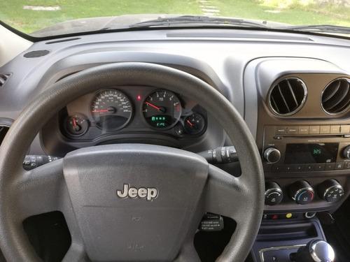 jeep patriot 2.4 sport cvt 4x2 mt