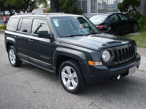 jeep patriot 2.4 sport cvt 4x2 mt