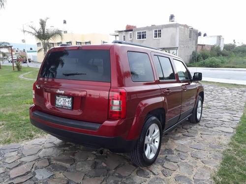 jeep patriot 2.4 sport l4 at 2015