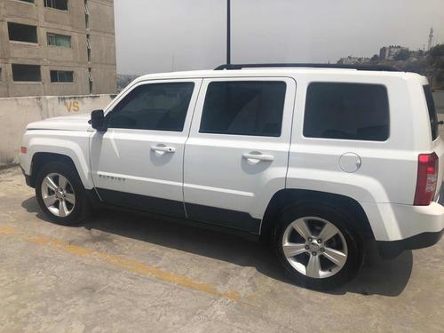 jeep patriot 2.4 sport l4 man mt 2015