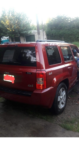 jeep patriot 2.4 sport mtx 2010