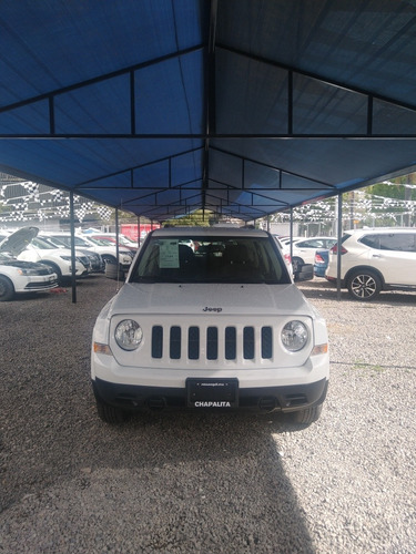 jeep patriot 2.4 sport x at 2017