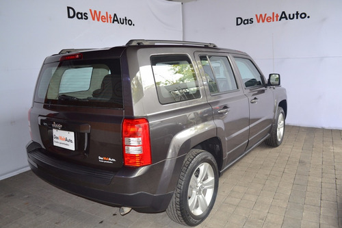 jeep patriot 2.4 sport x at