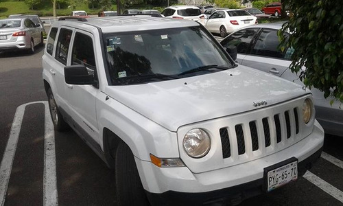 jeep patriot 2.4 spotr 5vel mt