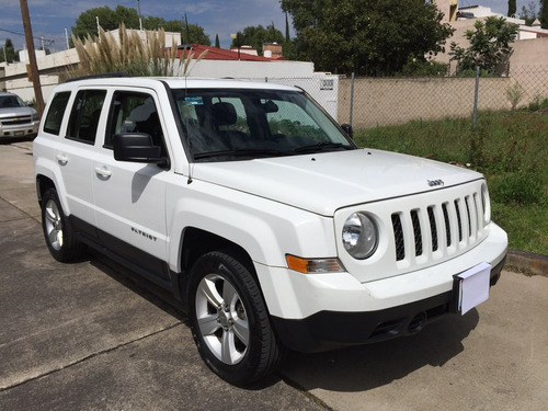 jeep patriot 2.4 spotr 5vel mt