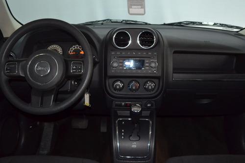 jeep patriot 2.4l sport fwd automatico