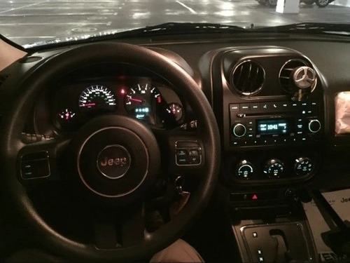 jeep patriot 4 x 2